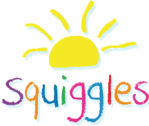 Squiggles Nursery Logo